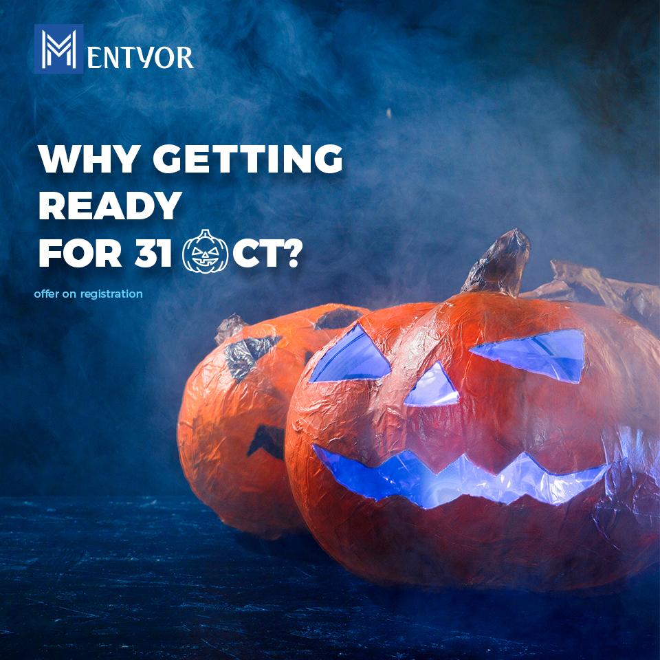 Mentyor Halloween