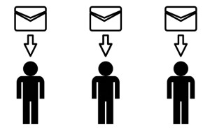 The image shows Personalized Email Marketing