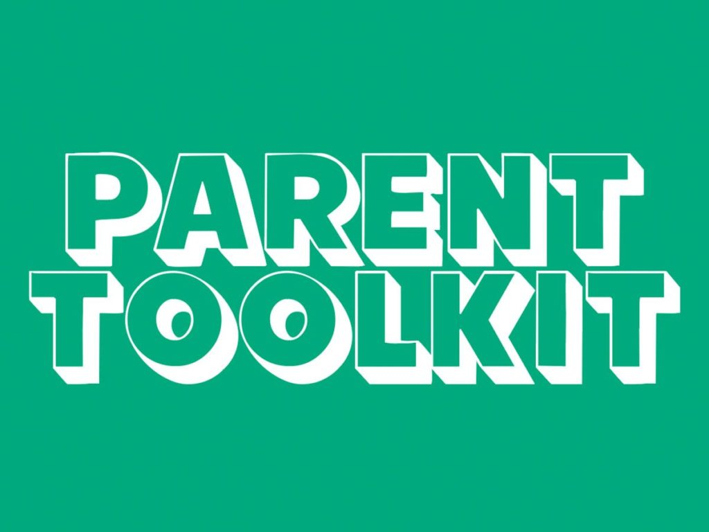 This image is the logo of Parent Toolkit