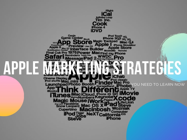 Apple marketing strategy