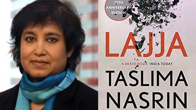 Lajja by Tasleema Nasreen