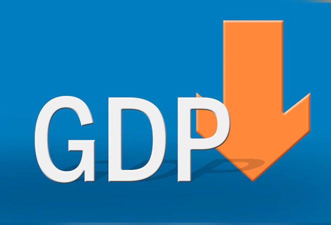 Decrease in GDP - PANDEMIC NOT THE CAUSE OF RECESSION 5.0