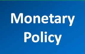 Monetary Policy - PANDEMIC NOT THE CAUSE OF RECESSION 5.0