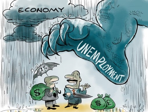 Relation between Unemployment Rate and Economy. Unemployment - A Measure of the Health of Economy
