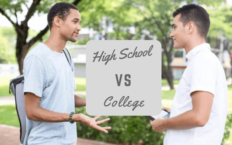 School Vs College - 7 EFFECTIVE TIPS FROM MENTYOR TO SHAPE UP YOUR CAREER