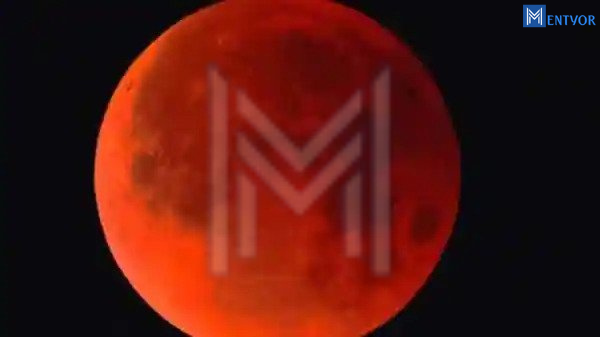 Lunar Eclipse Super Flower Blood Moon