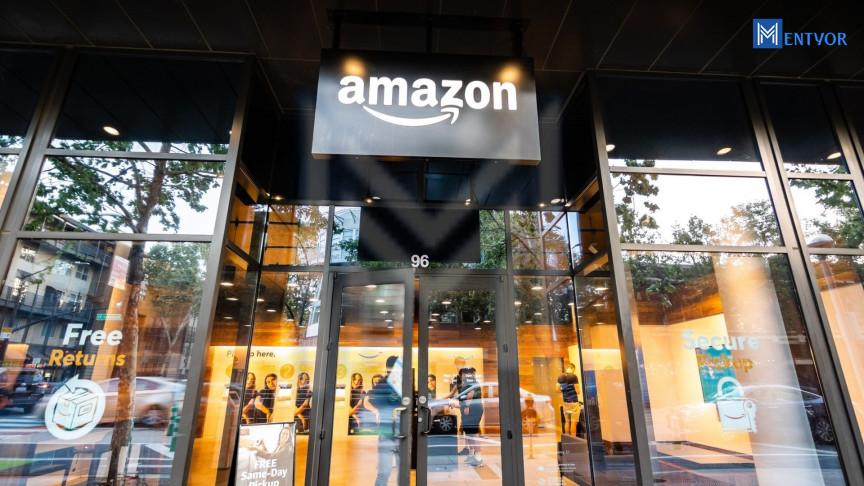 Amazon CEO Jeff Bezos Andy Jassy