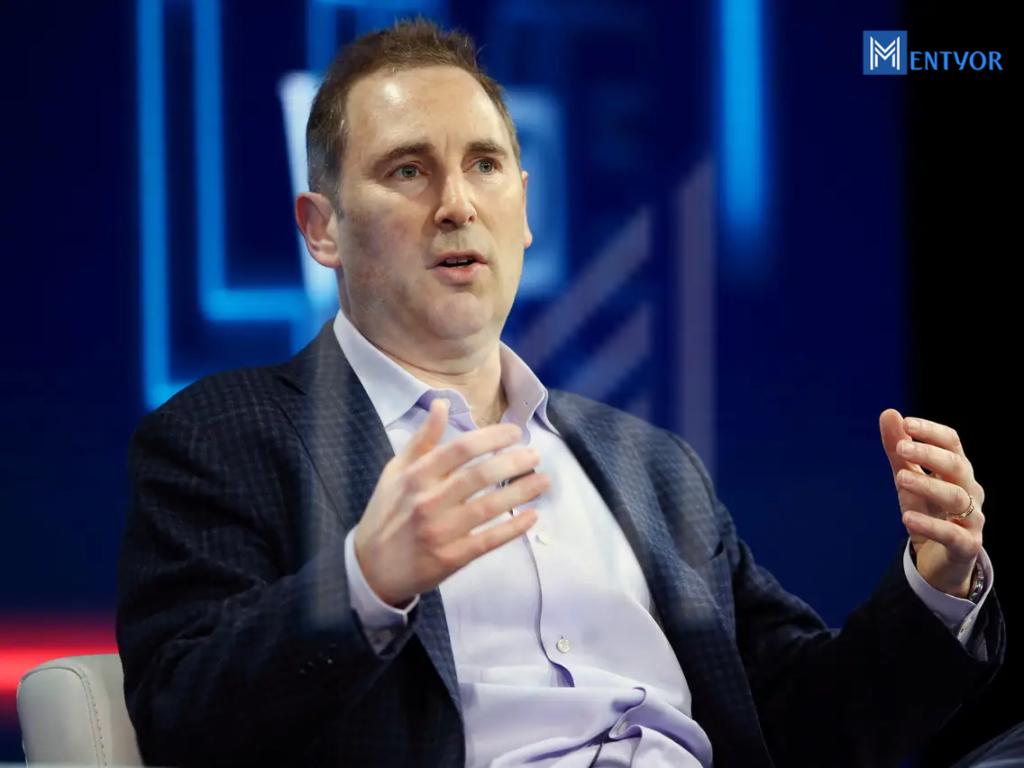 Andy Jassy Amazon CEO Jeff bezos