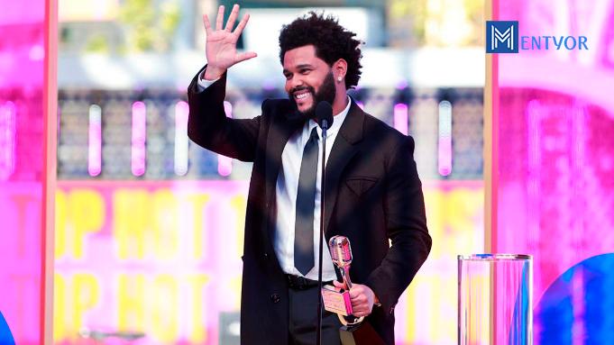 Billboard Music Awards The Weeknd