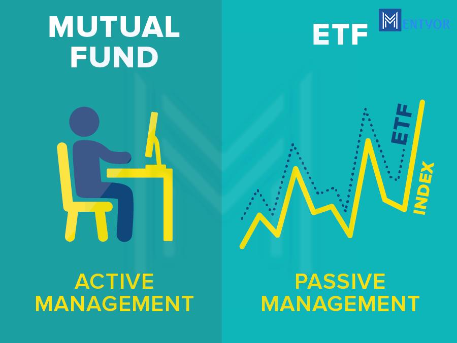 Mutual Funds vs ETF