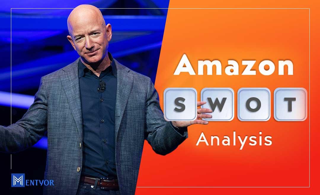 Marketing Strategy, Amazon SWOT Analysis, CEO Jeff Bezos