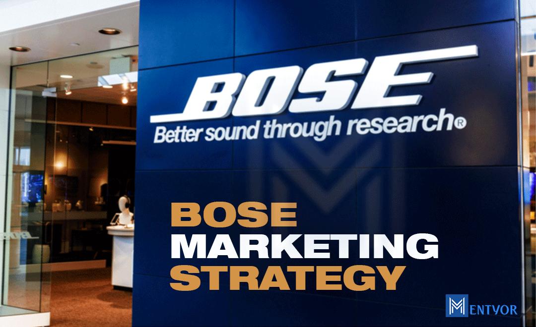 BOSE MARKETING STRATEGY - BOSE PESTLE ANALYSIS