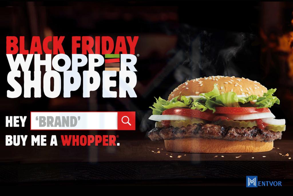 Burger King Marketing Mix