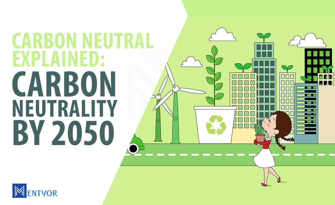 Carbon Neutral- Carbon Neutral by 2050