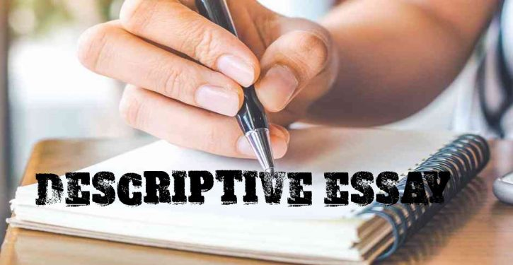 Descriptive Academic Essay - Write my Paper for me