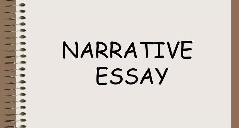 Narrative Academic Essay - English Paper Writing Service