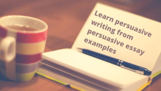 Persuasive Academic Essay - Write my Paper for me