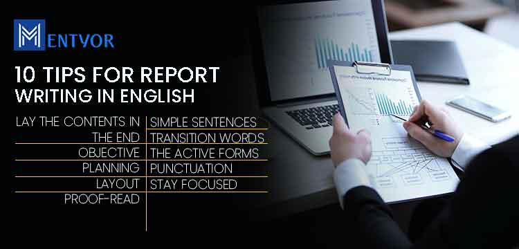 Tips for Report Writing