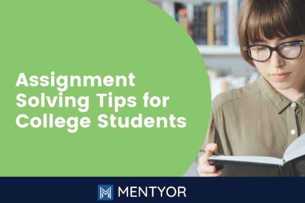 Assignment Solving Tips for College Students